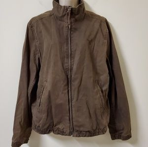 American Eagle Outfitters Utility Military Jacket